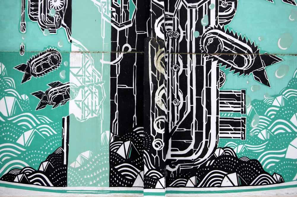 Graffiti: Ausstellungen und Projekte