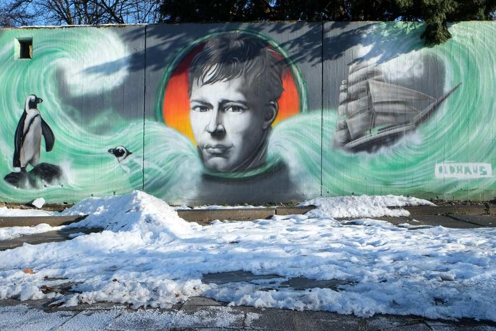 Graffiti in Neusser Schulen